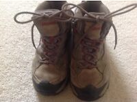 Meindl walking boots - size 32/13