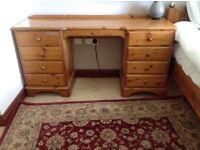 Ducal solid antique pine bedroom furniture