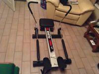 York Glider Rowing Machine