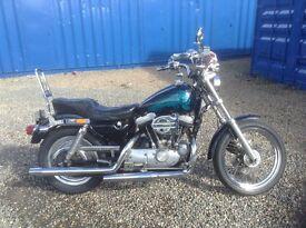 Harley Davison Xl1200 sportster.