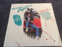 Beverly Hills Cop - Music from the Motion Picture Soundtrack - Vinyl LP 1984