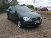 Volkswagen polo 2006 automatic only £1790