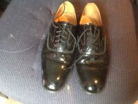 Formal dress male shoes size 9 in good condition