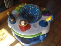 Leap frog baby activity centre