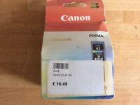 Canon pixma printer cartridge