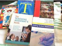 university books: Foundation Degree - Teaching Assistant
