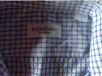 YSL shirt worn once size large
