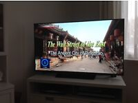 """Samsung 55"""" Flat screen LED HD TV"""