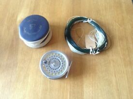 Hardy Marquis10 fly reel