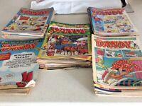 Dandy comics 1997-2001 approx 98 copies