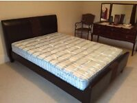 Quality double bed 7'x5'