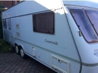 2000 Fleetwood Countryside 580/5 - 5 Berth