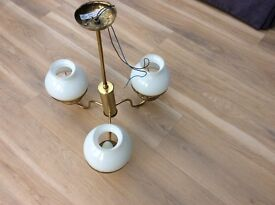 Ceiling light with 3 lights