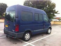 Renault Master -Minibus/Van