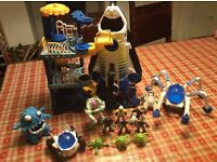 Imaginext Space Shuttle, Launchpad and Vehicles