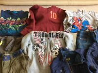 Good as new bundle of boys clothes year 6-7
