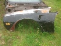 Pontiac Trans Am Front Wings (pair)