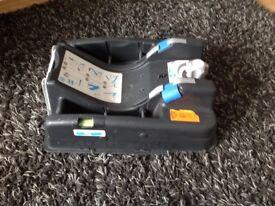 Sure fix car seat base £10.00