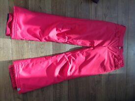 Roxy woman's ski trousers
