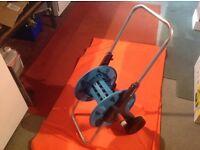 Gardena hose reel (New ) not been used
