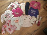 Girls Ted baker 12-18 months bundle.