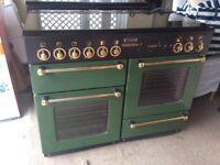 leisure range cooker 110 duel fuel