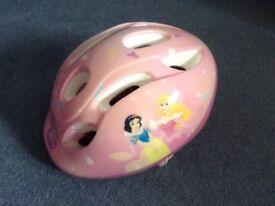 Disney Princess Children's bike helmet - Size 50 - 56cm