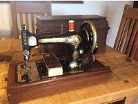 Vintage Singer sewing machine £40