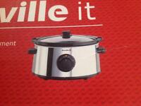Breville 3.5 litre slow cooker brand new £15