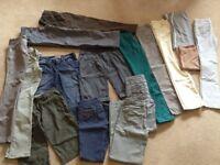 Bundle: Women's trousers, in excellent condition