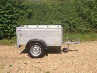 Anssems GT500 HT trailer.
