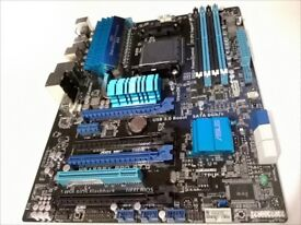 Asus M5A99FX Pro R2.0 ATX gaming motherboard (AMD Socket AM3+, DDR3)