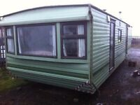 Willerby Granada 30x10 FREE DELIVERY 2 bedrooms enviro green offsite choice of over 50 statics