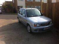 Nissan Micra (2002) IN Excellent condition