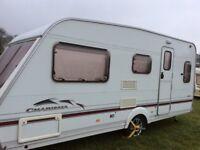 Swift Charisma 540 5 Berth Touring Caravan