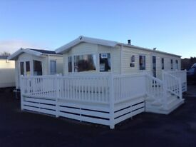 Stunning Static Caravan On Fun Family Holiday Park For Sale