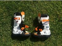 Alpinestars tech4s motorcross boots