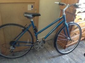 Good bicycle needs little tlc but works very well.
