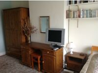 Spacious single bedroom with own bathroom. Room in large semi close to Dartford and Bluewater