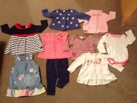 Gorgeous Baby Girl 3-6 Months Bundle Inc Next And Jasper Conran Girls' Clothing (0-24 Months)