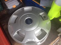 Genuine ford transit wheel trims