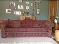 Duresta Maximus 3/4 Seater sofa