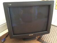 """Philips crt monitor 17"""""""