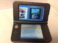 Nintendo Handheld Console - Red/Black (Nintendo 3DS XL)