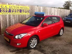 **2009 HYUNDAI i30 COMFORD 1.4 105 PS ** WARRANTY / FINANCE/ PX WELCOME !!!!