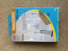 Box of New Vacuum Cleaner Bags-Post or collect