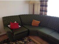 Retro 1950's G-plan sofa