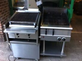 CATERING COMMERCIAL GAS GRILL FAST FOOD TAKE AWAY COMMERCIAL KITCHEN CAFE SHOP STEAK MEAT CHICKEN