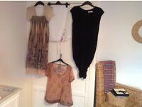 Ladies evening clothes