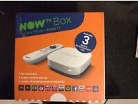 Now TV Box with a 3 month entertainment pass